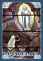 :©¥ ¡¾¢ªª¨ - Immaculata - Minorité