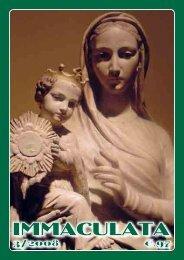 :©§ £¾¢ªª¨ - Immaculata - Minorité