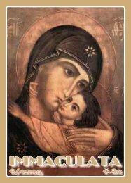 :¨¢ ¦¾¢ªª¥ - Immaculata