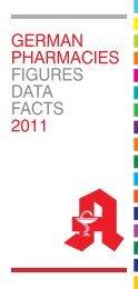 german pharmacies figures data facts 2011