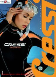 Katalog CRESSI SUB 2009 - Divers