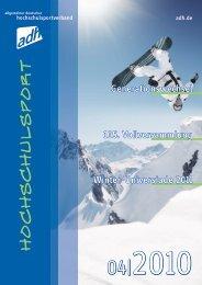 gehts zum neuen Magazin... - Allgemeiner Deutscher ...