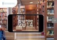 LAI Annual Report 2014