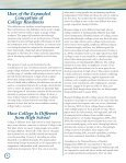 College Readiness - Page 4