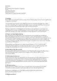 bijlage 3: watertoets (inclusief bijlagen) - Gemeente West Maas en ...