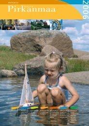 Pirkanmaan matkailuesite 2006 (pdf) - Parasloma.fi