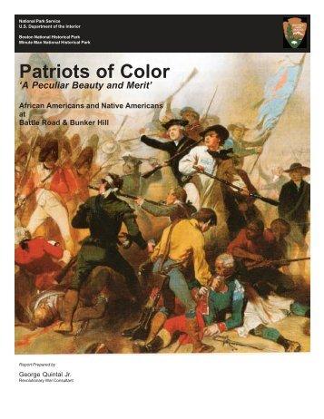 Patriots of Color