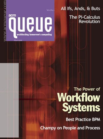 Queue's - Association for Computing Machinery