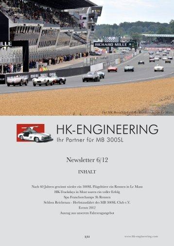 Newsletter 06/2012 - HK Engineering
