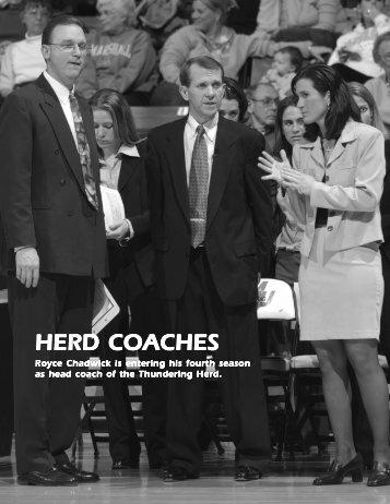 HERD COACHES