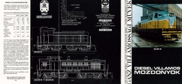 Page 1 Page 2 DIESEL-ELECTRIC LOCOMOTIVES The Ganz ...