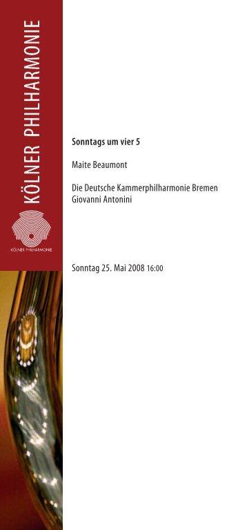 Daniel Barenboim West-Eastern Divan Orchestra Samstag 16.08 ...