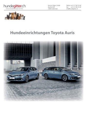Toyota_Auris_Hundeeinrichtungen