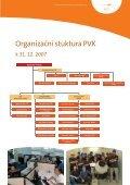 Pražské vodovody a kanalizace, a.s. v roce 2007 - Page 5
