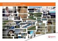 Zpráva o činnosti společnosti 2011
