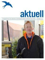 Ausgabe 3-2011 - Lebenshilfe Rotenburg Verden