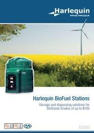 Harlequin BioFuel Stations
