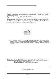 příloha č. 1a zápisu z jednání Rady sdružení - Via rustica