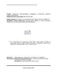 příloha č. 1b zápisu z jednání Rady sdružení - Via rustica