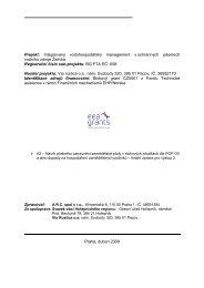 Návrh plošného zatravnění zemědělské půdy v ... - Via rustica