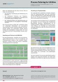 Solution Fact Sheet Process Tailoring for Utilities - Scheer ... - Seite 2