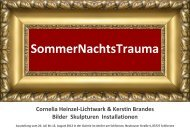 Cornelia Heinzel-Lichtwark & Kerstin Brandes Bilder ... - Kulturvision