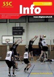 Zeit - Sport und Schwimmclub Karlsruhe eV