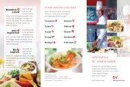 Ernährungslinien anschauen (PDF, 1.0 MB) - SV (Deutschland) GmbH