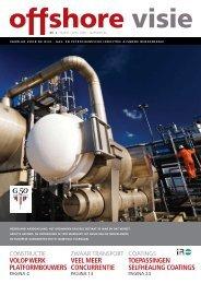 (sub-)contractors en suppliers in de offshore industrie - IRO