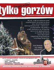 Bezpłatny miesięcznik • Nr 12 • piątek 21 grudnia 2012r