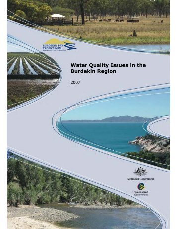 Managing for Water Quality within Grazing Lands of - NQ Dry Tropics