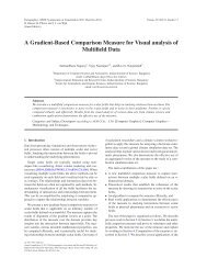 A Gradient-Based Comparison Measure for Visual analysis of ...