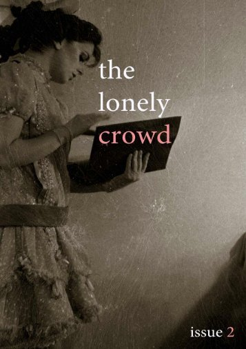 THE LONELY CROWD
