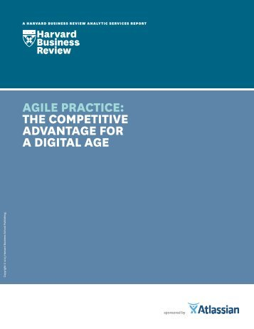 THE COMPETITIVE ADVANTAGE FOR A DIGITAL AGE