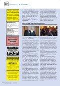 30. Januar 2009 Zeit: 16 Uhr, Ende offen Referenten - Page 6