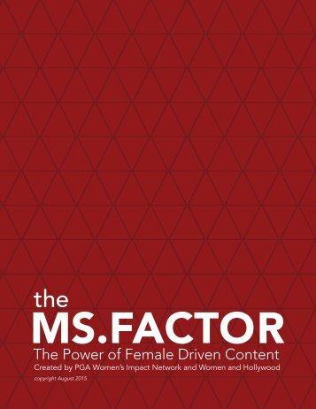 MS.FACTOR