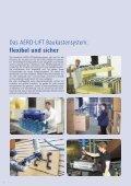 AERO-LIFT Schlauchheber Prospekt - Seite 4