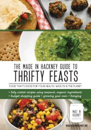 thrifty feasts