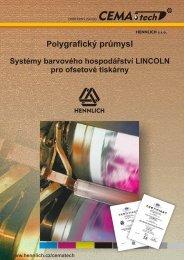 Polygrafický prùmysl