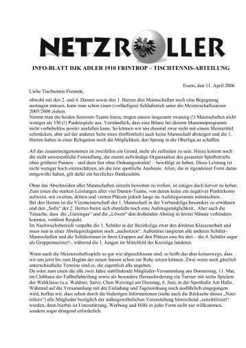 """""""Netzrollers"""")"""