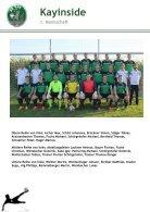 3 Stadionzeitung vs. Peterskirchen u. Mühldorf - Page 6
