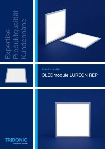 Product leaflet lureon Rep deutsch