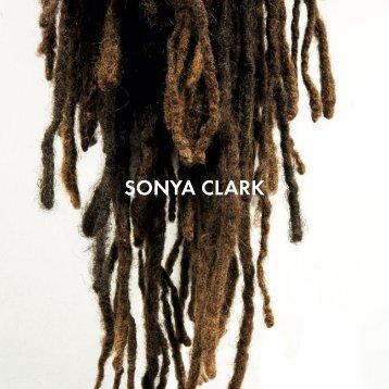 press sonya clark catalog.indd