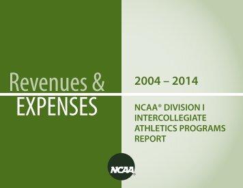 Revenues & EXPENSES