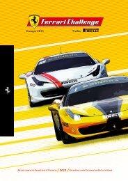 Europe 2013 - Ferrari Corse Clienti
