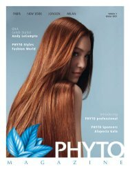 Q&A Celeb Stylist Andy LeCompte Phyto Styles Fashion