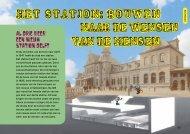 Het Station bouwen Bovenbouw naar de wensen van de mensen