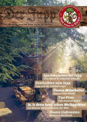 Jupp Magazin September 2015 RZ
