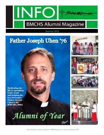 Alumni of Year