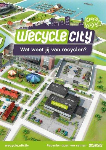 Wat weet jij van recyclen?